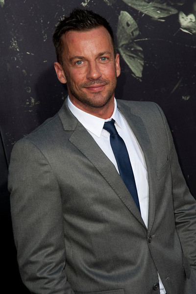 HOLLYWOOD, CA - AUGUST 28: Actor Craig Parker arrives at the premiere of Lionsgate Films' 'The Possession' at ArcLight Cinemas on Tuesday, August 28, 2012 in Hollywood, California. (Photo by Tom Sorensen/Moovieboy Pictures)