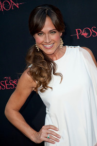 HOLLYWOOD, CA - AUGUST 28: Actress Nikki DeLoach arrives at the premiere of Lionsgate Films' 'The Possession' at ArcLight Cinemas on Tuesday, August 28, 2012 in Hollywood, California. (Photo by Tom Sorensen/Moovieboy Pictures)