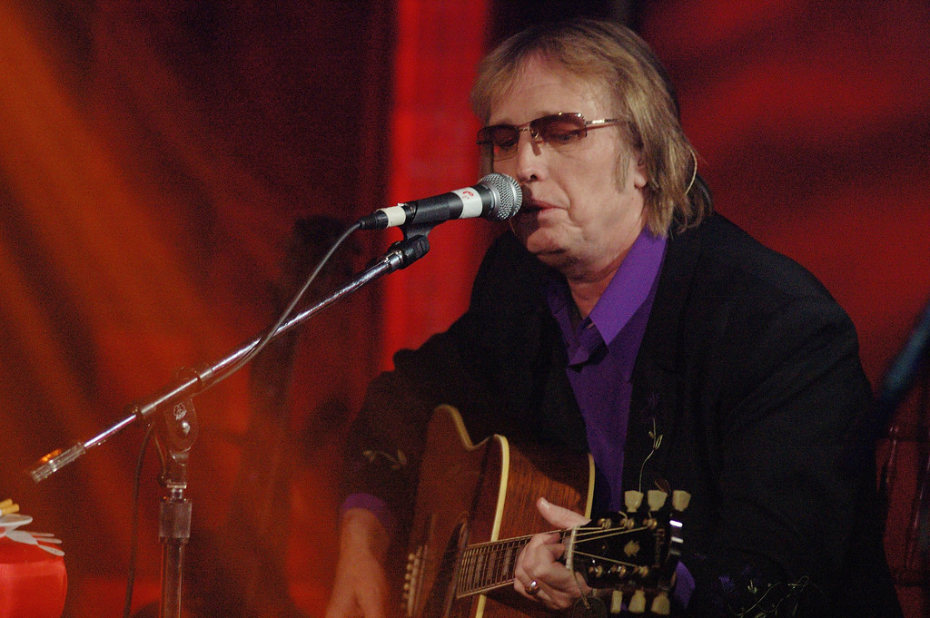 Tom Petty plays at the Rainbow Room during the $10 million bat mitzvah of Long Island 13-year-old, Elizabeth Brooks, daughter of defense contractor David H. Brooks, CEO of DHB Industries, a Long Island company that manufactured body armor for the United States military, on Nov 27, 2005.