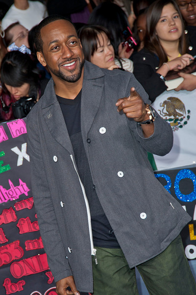 LOS ANGELES, CA - NOVEMBER 12: Actor Jaleel White arrives at the premiere of Summit Entertainment's 'The Twilight Saga: Breaking Dawn - Part 2' at Nokia Theatre L.A. Live on Monday, November 12, 2012 in Los Angeles, California. (Photo by Tom Sorensen/Moovieboy Pictures)
