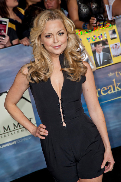 LOS ANGELES, CA - NOVEMBER 12: Actress Marisa Coughlan arrives at the premiere of Summit Entertainment's 'The Twilight Saga: Breaking Dawn - Part 2' at Nokia Theatre L.A. Live on Monday, November 12, 2012 in Los Angeles, California. (Photo by Tom Sorensen/Moovieboy Pictures)