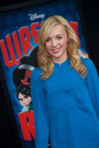 HOLLYWOOD, CA - OCTOBER 29: Actress Payton List at the Premiere Of Walt Disney Animation Studios' 'Wreck-It Ralph' - Red Carpet at the El Capitan Theatre on Monday, October 29, 2012 in Hollywood, California. (Photo by Tom Sorensen/Moovieboy Pictures)