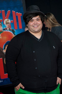 HOLLYWOOD, CA - OCTOBER 29: Actor Harvey Guillen at the Premiere Of Walt Disney Animation Studios' 'Wreck-It Ralph' - Red Carpet at the El Capitan Theatre on Monday, October 29, 2012 in Hollywood, California. (Photo by Tom Sorensen/Moovieboy Pictures)