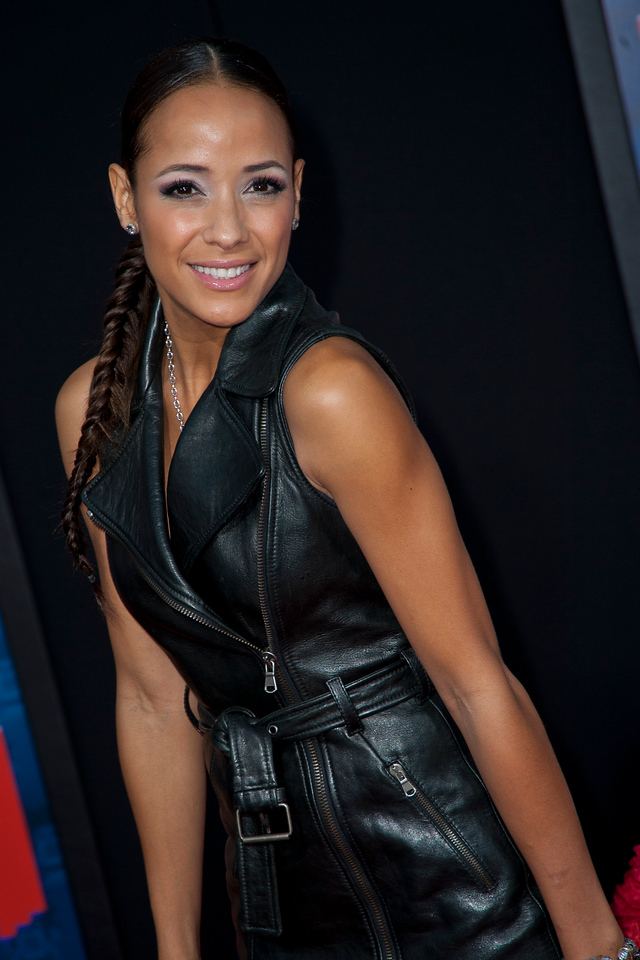 HOLLYWOOD, CA - OCTOBER 29: Actress Dania Ramirez at the Premiere Of Walt Disney Animation Studios' 'Wreck-It Ralph' - Red Carpet at the El Capitan Theatre on Monday, October 29, 2012 in Hollywood, California. (Photo by Tom Sorensen/Moovieboy Pictures)