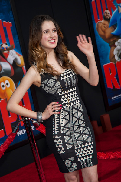 HOLLYWOOD, CA - OCTOBER 29: Actress Laura Marano at the Premiere Of Walt Disney Animation Studios' 'Wreck-It Ralph' - Red Carpet at the El Capitan Theatre on Monday, October 29, 2012 in Hollywood, California. (Photo by Tom Sorensen/Moovieboy Pictures)