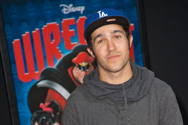 HOLLYWOOD, CA - OCTOBER 29: Musician Peter Wentz at the Premiere Of Walt Disney Animation Studios' 'Wreck-It Ralph' - Red Carpet at the El Capitan Theatre on Monday, October 29, 2012 in Hollywood, California. (Photo by Tom Sorensen/Moovieboy Pictures)