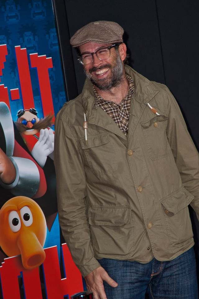 HOLLYWOOD, CA - OCTOBER 29: Actor Jason Lee at the Premiere Of Walt Disney Animation Studios' 'Wreck-It Ralph' - Red Carpet at the El Capitan Theatre on Monday, October 29, 2012 in Hollywood, California. (Photo by Tom Sorensen/Moovieboy Pictures)