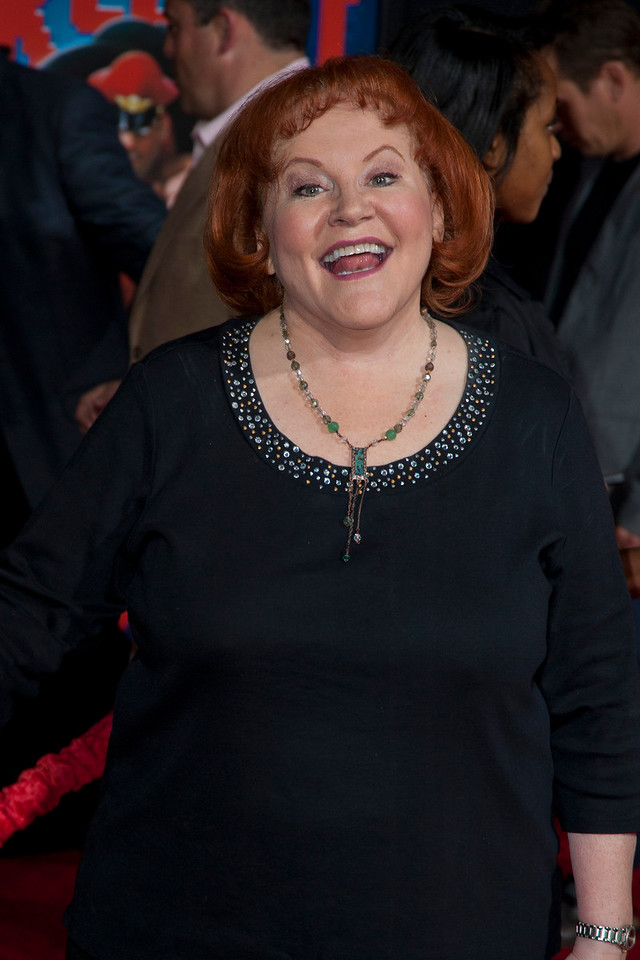 HOLLYWOOD, CA - OCTOBER 29: Actress Edie McClurg at the Premiere Of Walt Disney Animation Studios' 'Wreck-It Ralph' - Red Carpet at the El Capitan Theatre on Monday, October 29, 2012 in Hollywood, California. (Photo by Tom Sorensen/Moovieboy Pictures)
