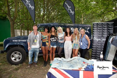 Party in the Park with Pepe Jeans