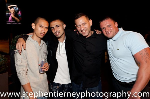 Adam Deacon at RS Lounge