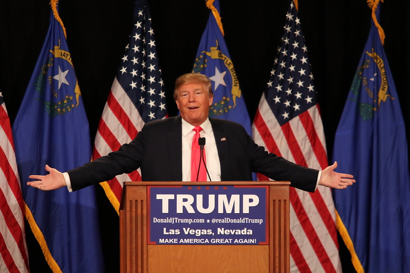 USA-2015-Donald J Trump for President Rally in Las Vegas