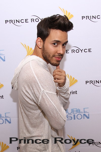 Prince Royce meet and greet
