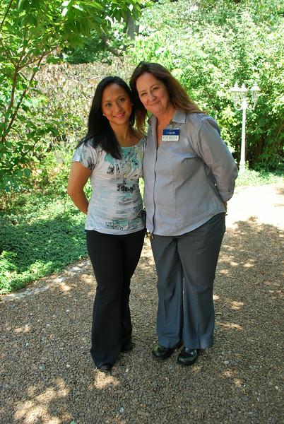 Meryll Soriano and Patricia Benley (1)