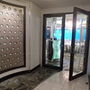 Blu entrance
