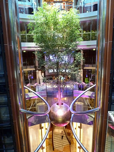 Grand Foyer tree