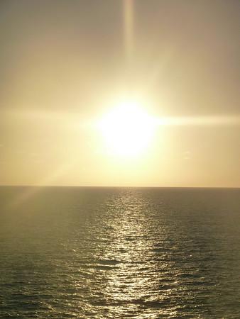 Day 7 - At sea