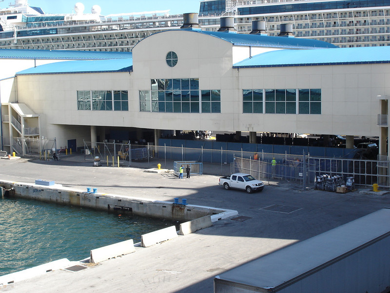 Terminal 21 building