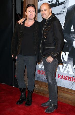 Julian Lennon & John Varvatos