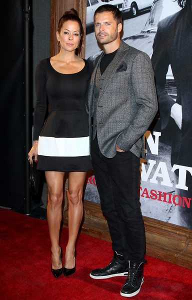 Brooke Burke-Charvet & David Charvet