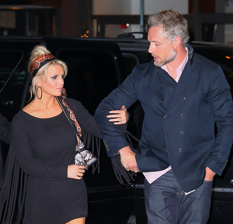 Jessica Simpson, Eric Johnson