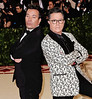 Jimmy Fallon and Stephen Colbert