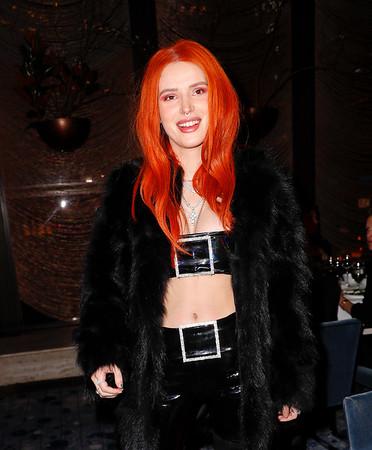 a26a6d5e94 2019-02-11 - Philip Plein Fashion Show. Read More. Buy Photos. PAris Hilton  and Bella Thorne