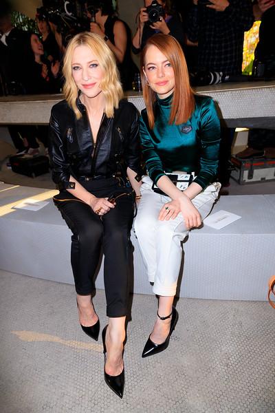 Cate Blanchette Emma Stone