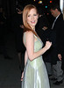 Non-Exclusive<br /> 2012 Jan 9 - Jessica Chastain arrives at the Film Critics Awards at Crimson in NYC. Photo Credit Jackson Lee
