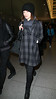 Non-Exclusive<br /> 2012 Jan 11 - Keira Knightley and boyfriend James Righton depart JFK Airport in NYC. Photo Credit Jackson Lee
