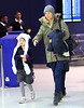 Exclusive<br /> 2012 Jan 15 - Chris Martin and Gwyneth Paltrow and their children Moses Martin and Apple Martin depart NYC via JFK Airport. Photo Credit Jackson Lee