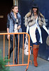 Non-Exclusive<br /> 2012 Jan 16 - Irina Shayk and Jessica White attend a Knicks game at Madison Square Garden in NYC. Photo Credit Jackson Lee