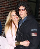 Non-Exclusive<br /> 2012 Feb 1 - Howard Stern and Beth Stern depart the 'David Letterman Show' in NYC. Photo Credit Jackson Lee