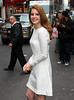 Non-Exclusive<br /> 2012 Feb 2 - Lana Del Rey at 'David Letterman Show' in NYC. Credit: Jackson Lee