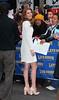 Non-Exclusive<br /> 2012 Feb 2 - Lana Del Rey at 'David Letterman Show' in NYC. Credit: Jackson Lee