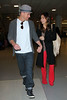 Non-Exclusive<br /> 2012 Feb 12 - Channing Tatum and Jenna Dewan arrive at JFK Airport in NYC. Photo Credit Jackson Lee