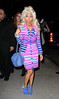 Non-Exclusive<br /> 2012 Feb 15 -Nicki Minaj arrives at a MAC event in NY. Photo Credit Jackson Lee