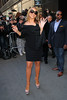 Non-Exclusive<br /> 2012 Feb 21 - Mariah Carey is all smiles while she poses it up at Good Morning America in NYC showing her svelte figure. Photo Credit Jackson Lee