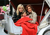 Exclusive<br /> 2012 Mar 5 - Farrah Abraham and estranged mom Debra Danielson take daughter Sophia for a carriage ride in Central Park, NYC.  Debra was charged in 2010 for assaulting Farrah, who subsequently moved out with her daughter.  It seems the grandma-mom-daughter trio have certainly reconciled based on how happy everyone looked as they take in the Big Apple together!  Sophia even petted the horse and posed for pictures! Photo Credit Jackson Lee