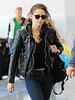 Non-Exclusive<br /> 2012 Mar 19 - Kristen Stewart departs JFK Airport in NYC. Photo Credit Jackson Lee
