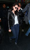 Non-Exclusive<br /> 2012 Mar 18 - Kristen Stewart arrives at JFK airport in NYC. Photo Credit Jackson Lee