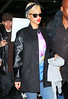 Non-Exclusive<br /> 2012 Mar 18 - Rihanna arrives at JFK Airport in NYC. Photo Credit Jackson Lee