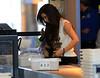 Non-Exclusive<br /> 2012 Apr 6 - Kim Kardashian goes through TSA security in NYC. Photo Credit Jackson Lee