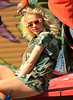 Exclusive<br /> 2012 Apr 11 - Rita Ora, Rob Kardashian's rumored girlfriend and who's billed as Britain's Rihanna, does a photoshoot 3 different outfits in Coney Island, NY. Photo Credit Jackson Lee