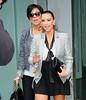 Non-Exclusive<br /> 2012 Apr 23 - Kim Kardashian, Kourtney Kardashian, Rob Kardashian, Khloe Kardashian, Kris Jenner go shopping at Jeffrey in NYC. Photo Credit Jackson Lee