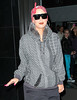 Non-Exclusive<br /> 2012 Apr 24 - Amber Rose out and about in NYC. Photo Credit Jackson Lee
