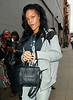 Non-Exclusive<br /> 2012 May 2 - Rihanna steps out for the first time looking tired after spending all night at a strip club in NYC. Photo Credit Jackson Lee