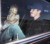 NON-Exclusive<br /> 2012 May 6 - Kirsten Dunst and Garrett Hedlund arrive at JFK Airport in NYC. Photo Credit Jackson Lee