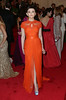 """Non-Exclusive<br /> 2012 May 7 - Celebrity arrivals at the 2012 Metropolitan Museum Gala """"Schiaparelli and Prada: Impossible Conversations"""" in NYC. Photo credit Jackson Lee"""