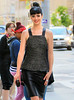 Non-Exclusive<br /> 2012 May 18 - Krysten Ritter looks glamorous when walking the streets of NYC. Photo Credit Jackson Lee