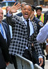 Non-Exclusive<br /> 2012 May 23 - Will Smith greets fans at the NY Premiere of 'Men in Black 3'. Photo Credit Jackson Lee